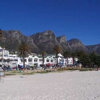 stranden van zuid afrika