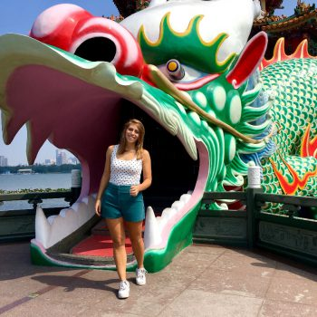 Draken tempel Kaohsiung