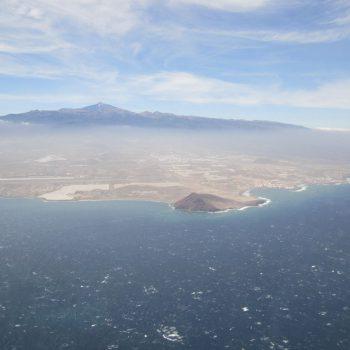Aankomst Tenerife