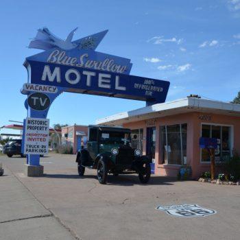 Een van de mooiste motels