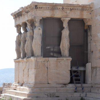 Erechtheion op Akropolis