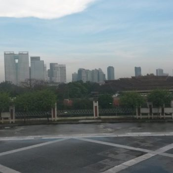 uitzicht Tugu Negara