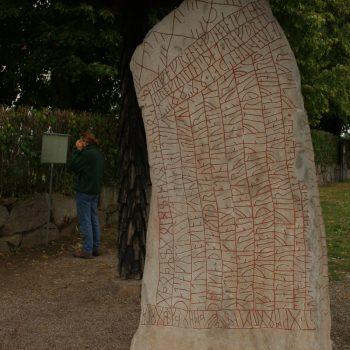 Rune stenen, oude vikingen