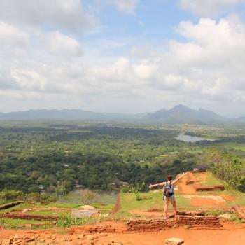 The Lion Rock, Sigiriya