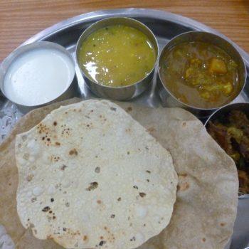 Typisch Indiaas eten