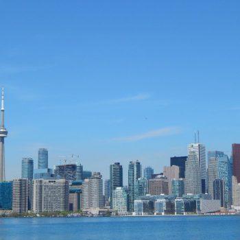 Op naar Toronto Island