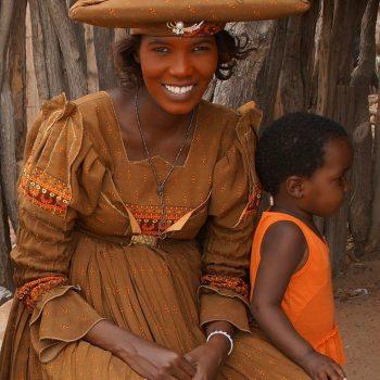 Herero people Namibia