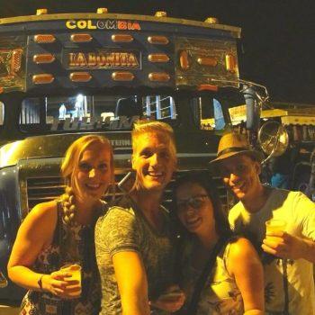De Chiva bus