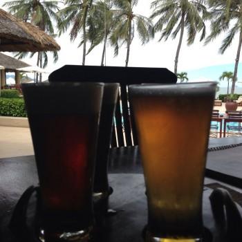 verschillende soorten bier bij het Lousiane Brewhouse