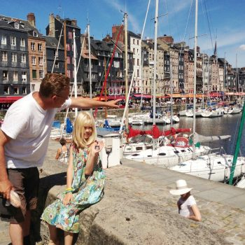Honfleur - haven
