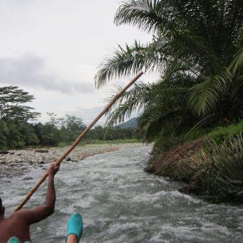 tuben op de river