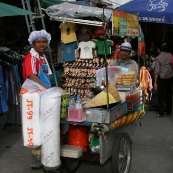 Het lekkerste eten hebben ze in Thailand