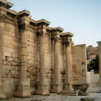 Overblijfselen van het Griekse Rijk