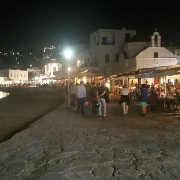 Haven van Mykonos