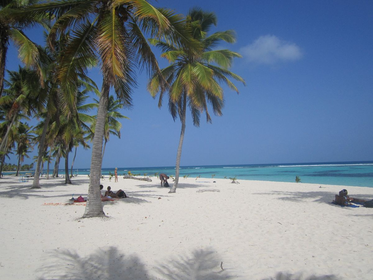Strand Saona Island