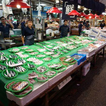 Markt in Kanazawa