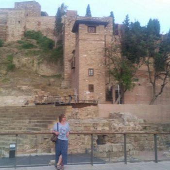 Alcazaba kasteel