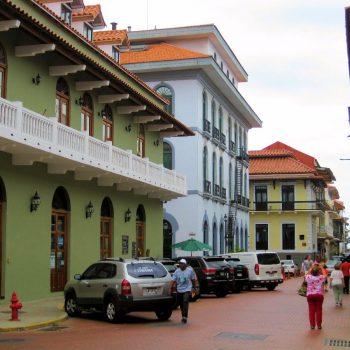 Panama stad, oude gedeelte
