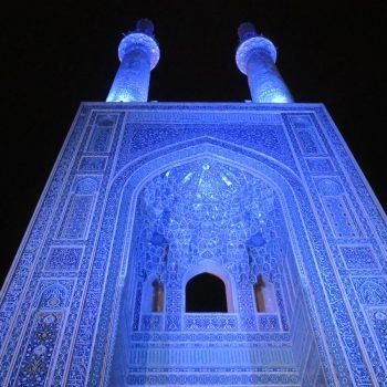 Jameh moskee Yazd