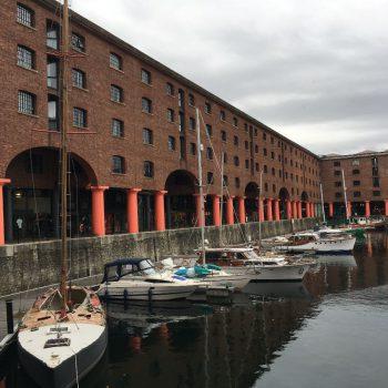 The Dock met veel attracties