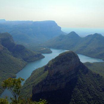 Dit uitzicht was adembenemend!