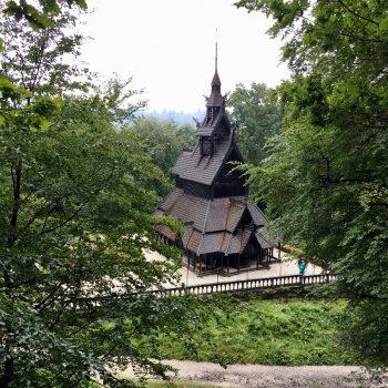Staafkerk van Fantoft