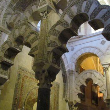 Arabisch gedeelte Mezquita