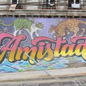 Mural Amistad Valparoiso