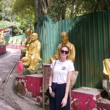 Ten Thousand Buddhas Monastery (Man Fat Sze)