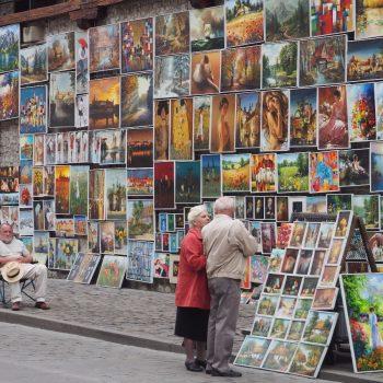 Kunst of straat