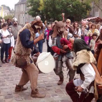 Les Médiévales de Bayeux (Middeleeuwse feesten)