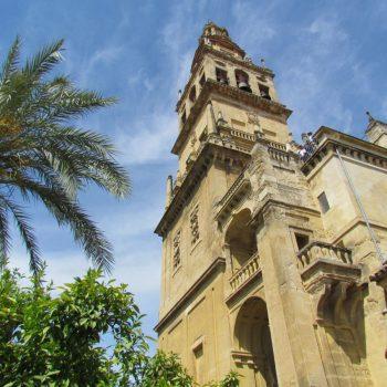 Buitenkant Mezquita, klokketoren