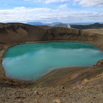 Kratermeer Viti