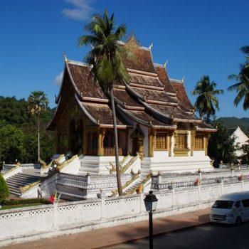 Luang Prabang tempels overal