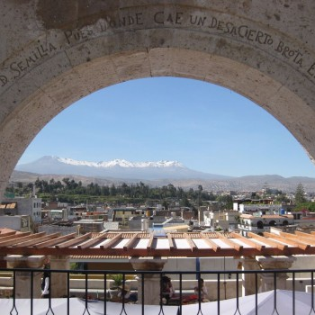 Plaza & Mirador de Yanahuera