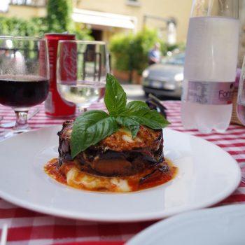 Eten, daarvoor ga je ook naar Italië