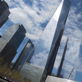 het nieuwe WTC gebouw