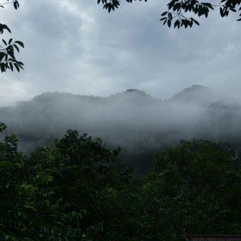 Koh Sok in de mist