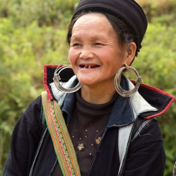 Black Hmong minority