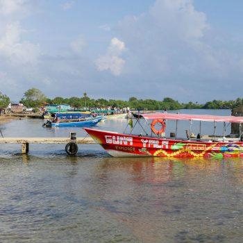 Vervoer binnen eilandengroep San Blas