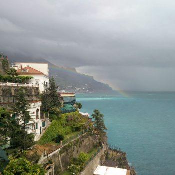 Een 5 sec regenboog, Prachtig!