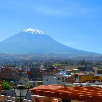 Vulkaan Misti