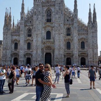 Je voelt je super in Milaan