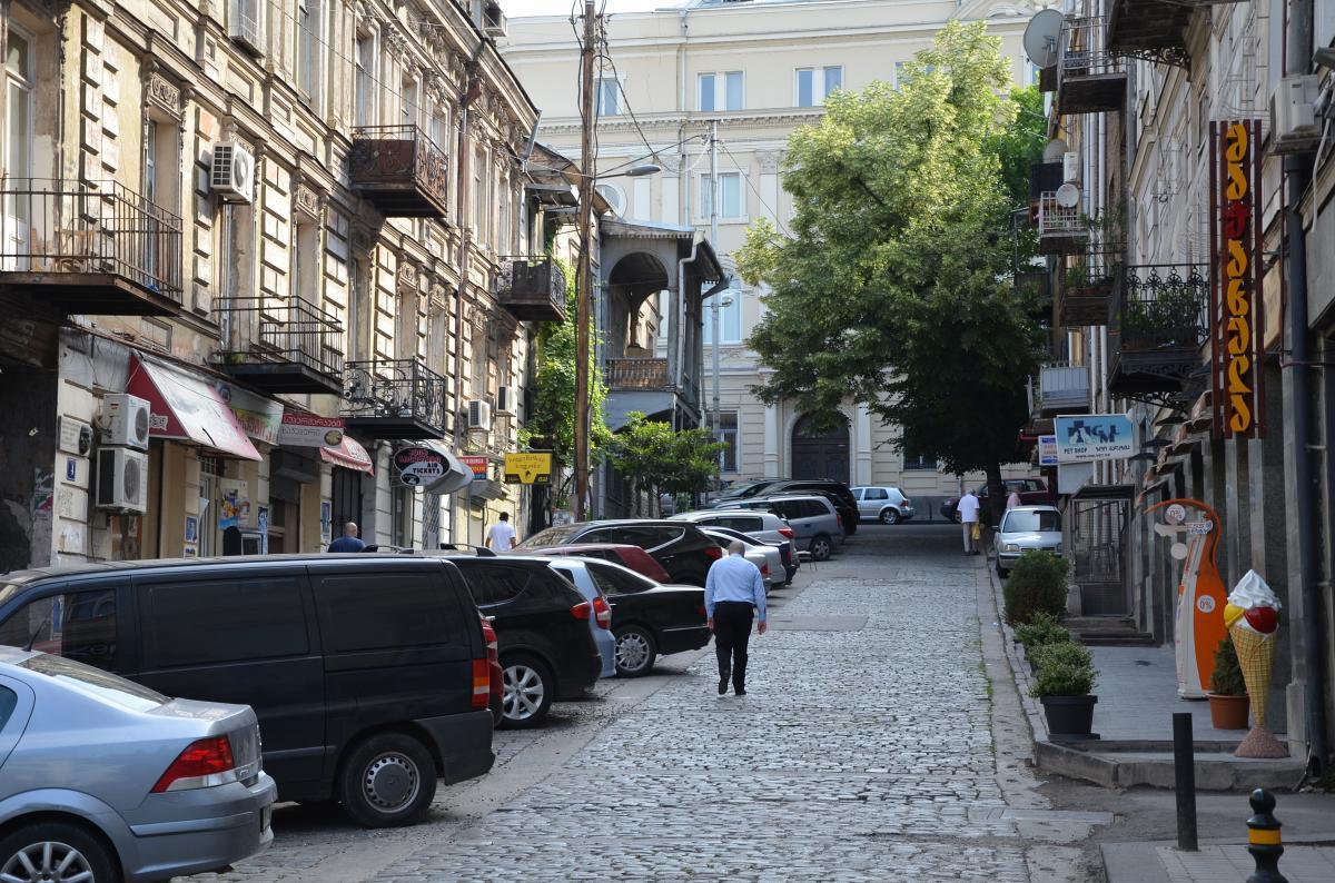 Tbisili straten