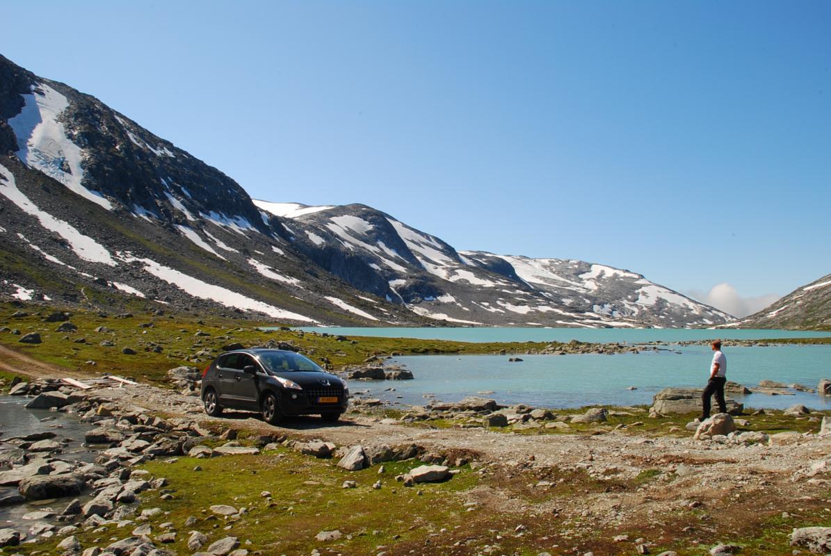 Prachtige panorama routes in de Noorse Fjorden
