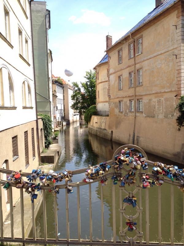 Doorkijkje in Praag