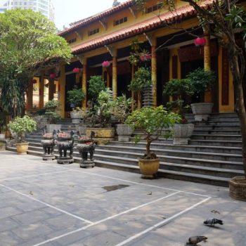 Tempels in Hanoi