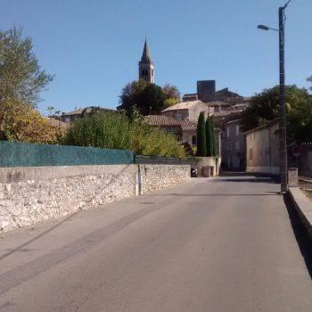 Bij Vallon pont d'arc