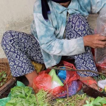 locale markt Hoi An