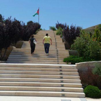 Graf van dichter Mahmoud Darwish